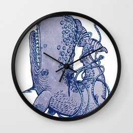 Moby Pick Wall Clock