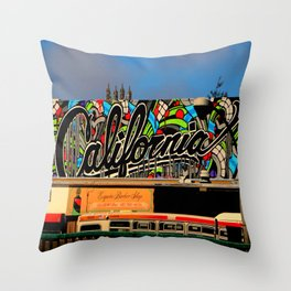 What's Wrong With This Picture Throw Pillow
