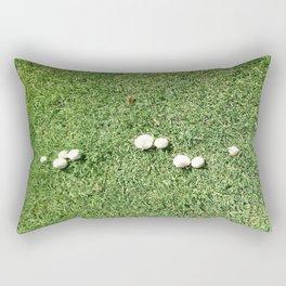 They Seem Like Fun-gis Rectangular Pillow