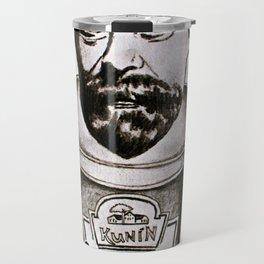 Modern concept of classical music Travel Mug