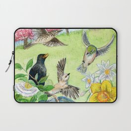 Spring in New Zealand Laptop Sleeve