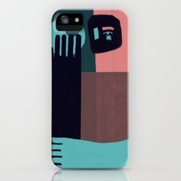 Dios Luna iPhone Case