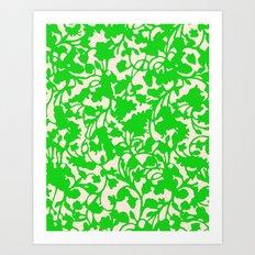 earth 10 Art Print