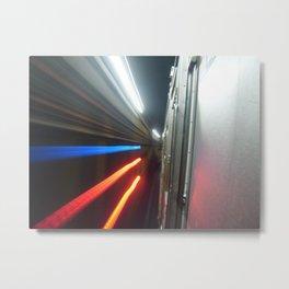 Infinity Hour (10) Metal Print
