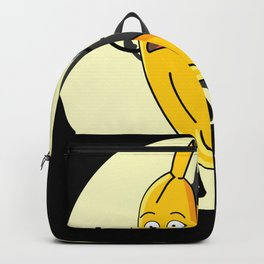 DDR And Ossi Saying With A Funny Joke Backpack