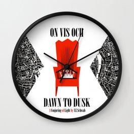 ACOL - On Vis Och Wall Clock