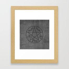 SP 02 Framed Art Print