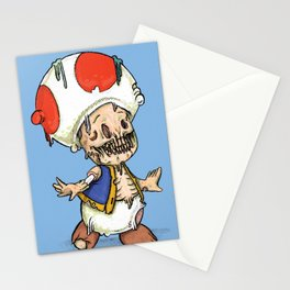 Zombstool Stationery Cards