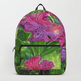 Pink Rhodo Backpack
