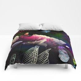 Moonlight Drive Comforters