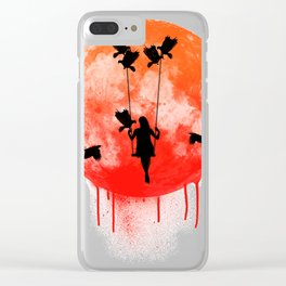 The mother of the bir Clear iPhone Case