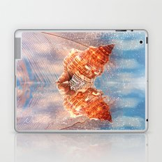 Dreams from the beach Laptop & iPad Skin