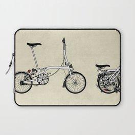Brompton Bicycle Laptop Sleeve