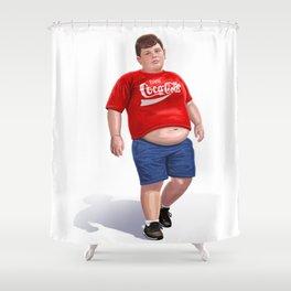 Enjoy Coke Shower Curtain