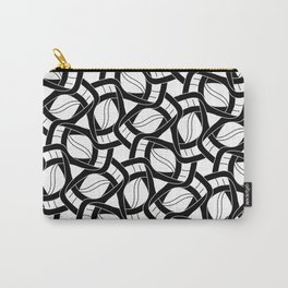 Links in Circles Carry-All Pouch