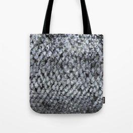 Silver Fish SKIN Tote Bag