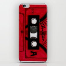 Thriller The Tape iPhone & iPod Skin