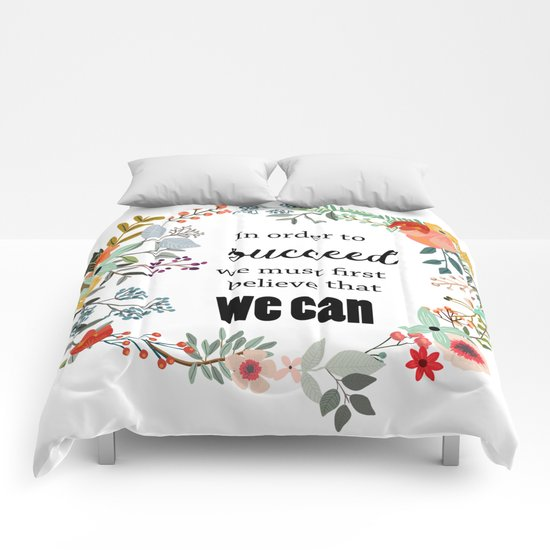 Succeed Comforters