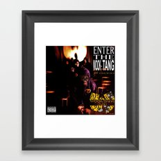 Enter the Wook Tang (36 Chewies) Framed Art Print