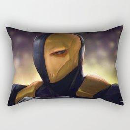Deathstroke Rectangular Pillow