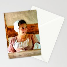 The Farm Girl Stationery Cards