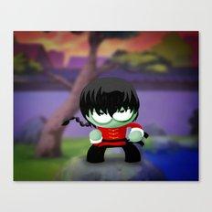 Ranma Saotome! Canvas Print