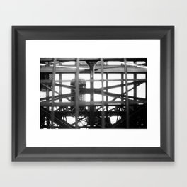 LM Framed Art Print