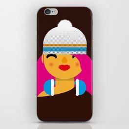 B-Girl iPhone Skin