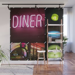 Diner Wall Mural