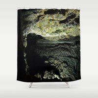 history Shower Curtains featuring Hidden History  by Natasha N. Walker