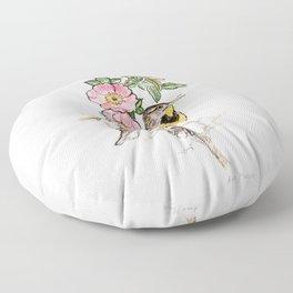 North Dakota Floor Pillow