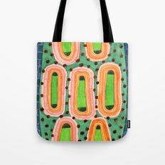 The Green Lantern Tote Bag