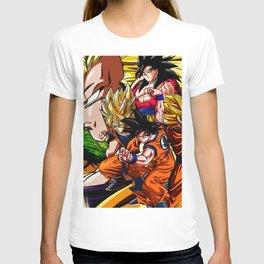 super saiya T-shirt