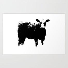 Calf No. 1 Art Print