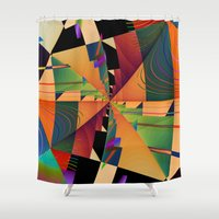 sail Shower Curtains featuring Sail by Bill Fester Designs