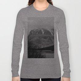Ben Nevis Scottish Highlands Long Sleeve T-shirt