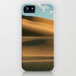 Gobi Desert, Mongolia iPhone Case