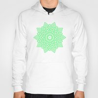 john green Hoodies featuring Green... by Lisa Argyropoulos