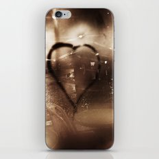 love in paris iPhone & iPod Skin