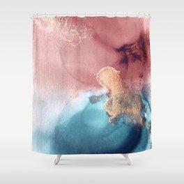 Midas Touch Shower Curtain