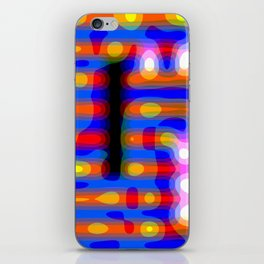 helter stupid iPhone Skin