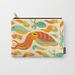 Cuttlefish Carry-All Pouch