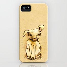 Ugly dog II iPhone Case