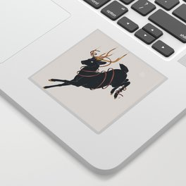 Prince of the Forest Sticker