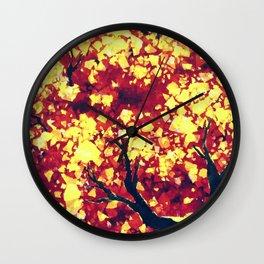 Fall 2 of 2  Wall Clock