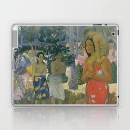 Paul Gauguin - Ia Orana Maria (Hail Mary) (1891) Laptop & iPad Skin