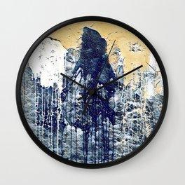 APRIL D1 Wall Clock