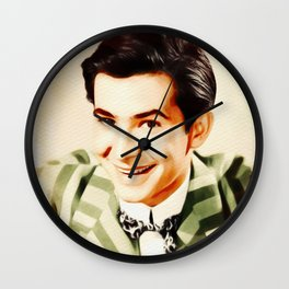 Anthony Perkins, Vintage Actor Wall Clock