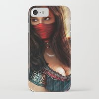 persian iPhone & iPod Cases featuring Persian Warrior by Gerald Jelitto