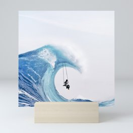 The Great Wave Mini Art Print